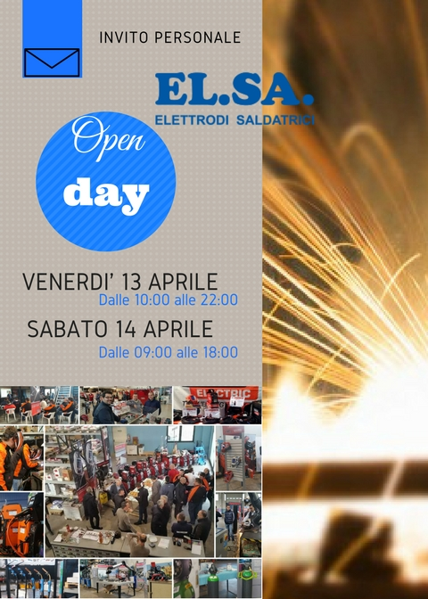 Invito OPEN DAY 1